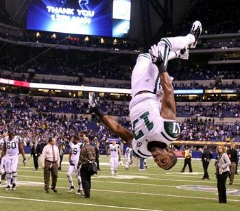 JETS TAKE TITLE GAME APPEARANCE FROM TOM LADY