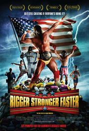 Film Pick of the Week: Bigger, Stronger, Faster (Doc.)