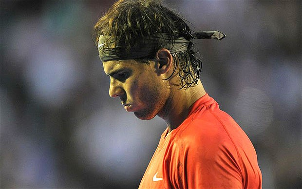 Nadal Ousted at Australian Open