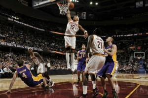 CLE/LAL players each seek, and attain, specific personal goals. Can you match the goal to the player, playa?