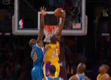 Kobe Bryant Serves Up the Facial
