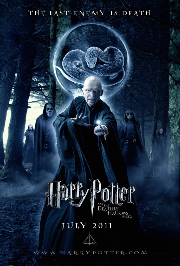 Harry Potter: The End (46 days away!!)