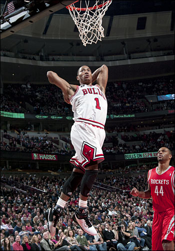 Rose is your 2011 MVP