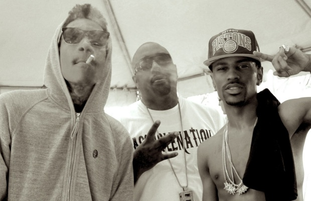 "Wiz Khalifa ""Phone Numbers"" ft. Big Sean & Trae tha Truth"