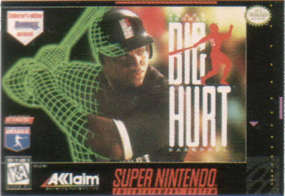 Big Hurt Baseball: Rewind the Clock