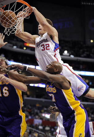 Clippers Crash Christmas