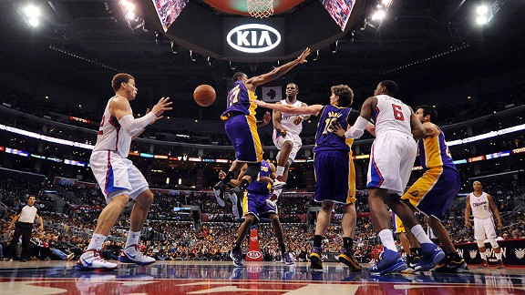 Lakers Dismantling