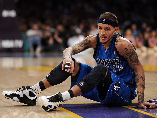 Delonte West Defines Douche Bag