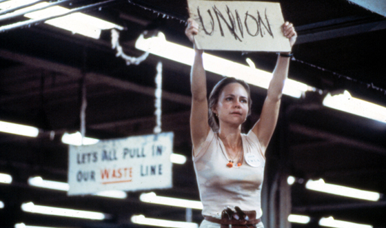 "I Wonder What Norma Rae Thinks of ""Right to Work"""