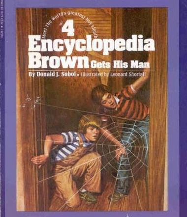 RIP Author of Encyclopedia Brown