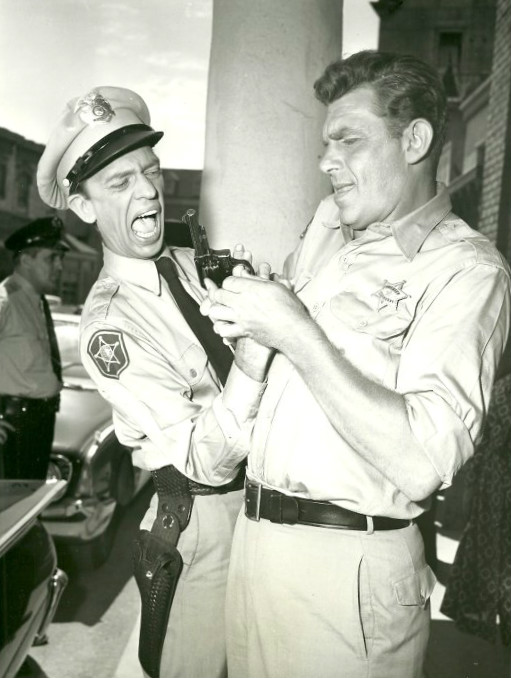 Andy Griffith (June 1, 1926 – July 3, 2012)