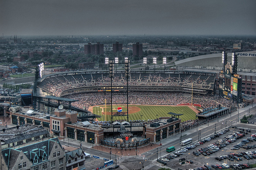 Tigers 4, White Sox 2
