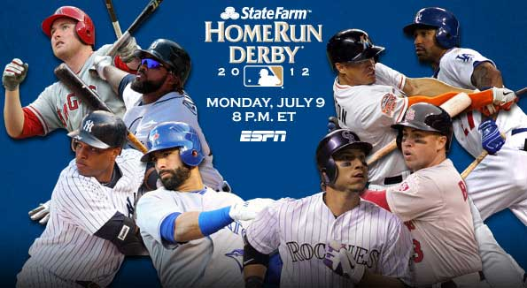 Spectacular Home-Run Derby Lineup