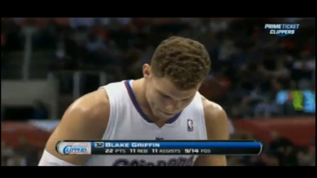 Triple Double for Griffin