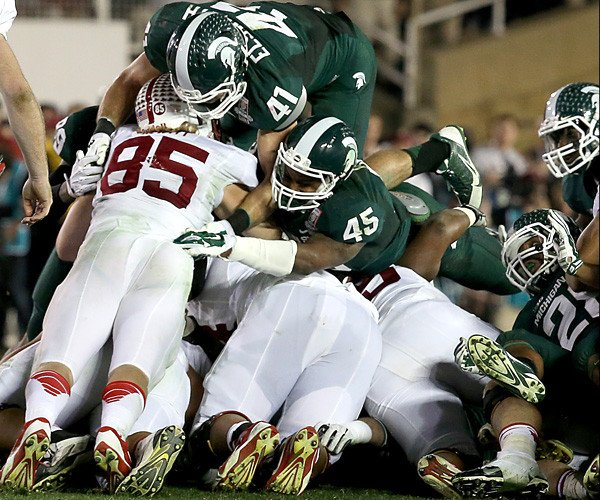 Flying-Spartans Secure Rose Bowl