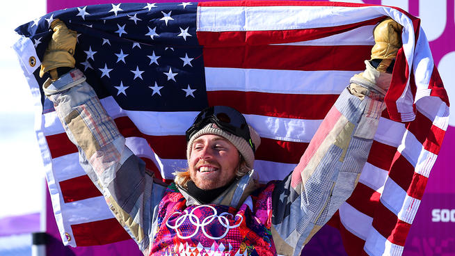 First Gold Medal Goes To…