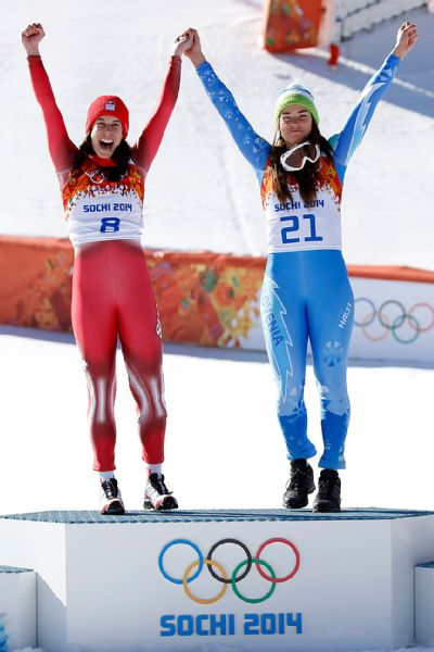 What the Olympics & Sports Are All About