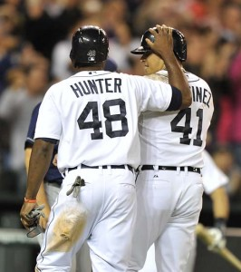 Alex Avila & Torii Hunter Save the Day