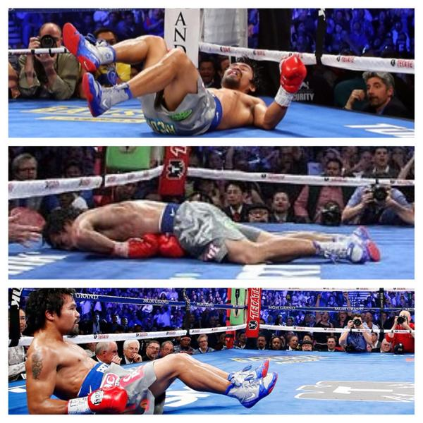 Manny Pacquiao Needs to Look in the Mirror