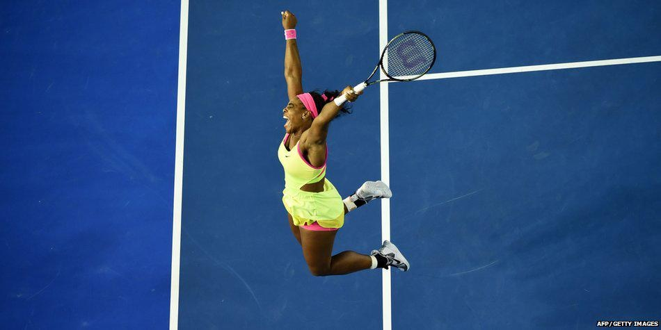 Serena Williams Is Australian Open Champion