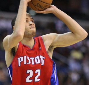 Pistons & Clippers Hold It Down