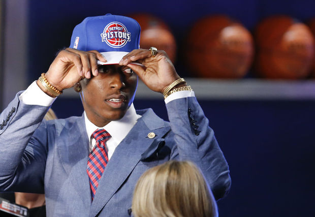 Welcome to Detroit, Stanley Johnson!