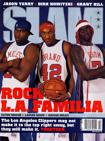 Our Thoughts & Prayers to Lamar Odom