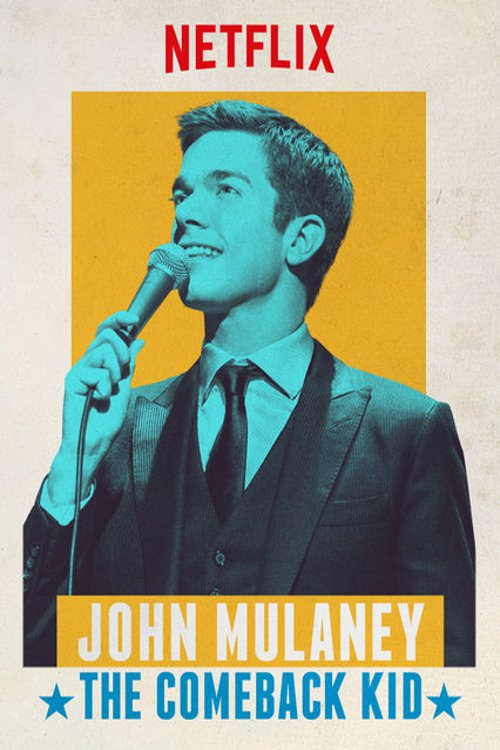 The Biggest G in Town: John Mulaney