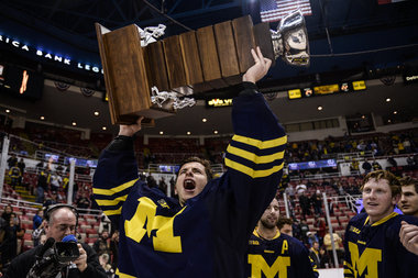 Michigan Claims Great Lakes Invitational