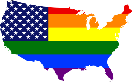 The Rainbow of America